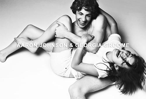 Aaron johnson and georgia groome dating pics - rolon el lado b del amor online dating