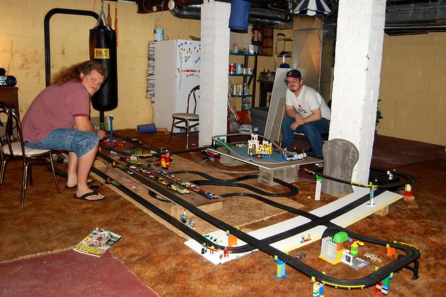 Boys And Their Toys : Photo