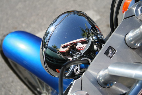 HONDA REFLECTION