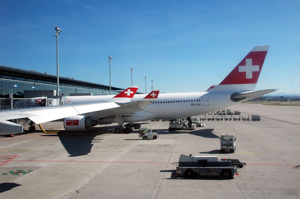 Swiss A330-223 HB-IQH | courtesy of Flickr