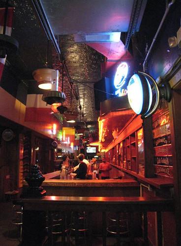 austin, 6th street, bars, nightlife, orange… IMG_6815