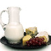 Melk Druiven Kaas 1