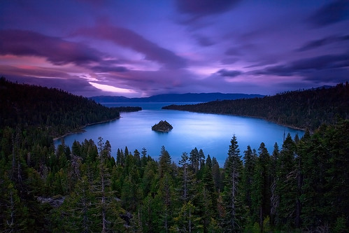 EMERALD BAY SUNSET - CONTEST FINALIST!