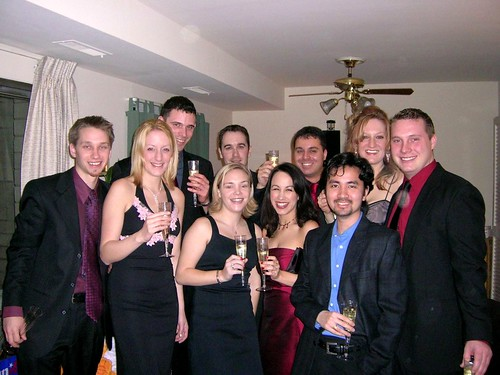 New Years Eve 2004 --> 2005
