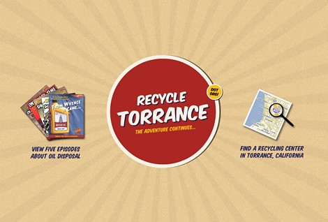 Recycle Torrance Landing Page