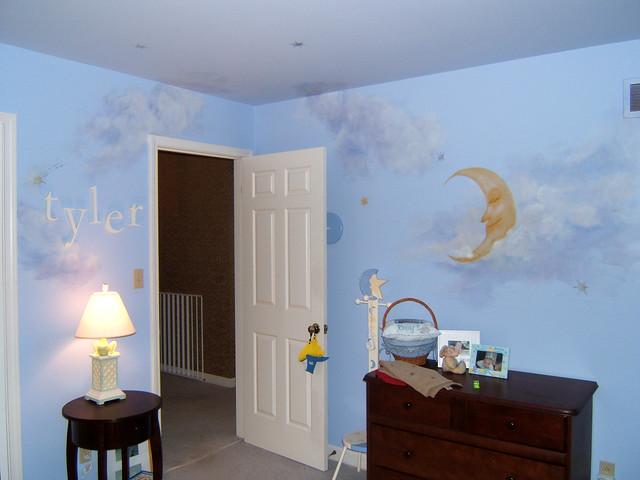 moon and stars nursery flickr photo sharing. Black Bedroom Furniture Sets. Home Design Ideas