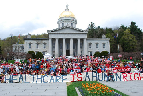 Vermont Human Right To Healthcare Rally_0184