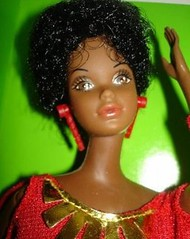 black hair, hairstyle, hair, afro, fashion, doll, barbie, toy,