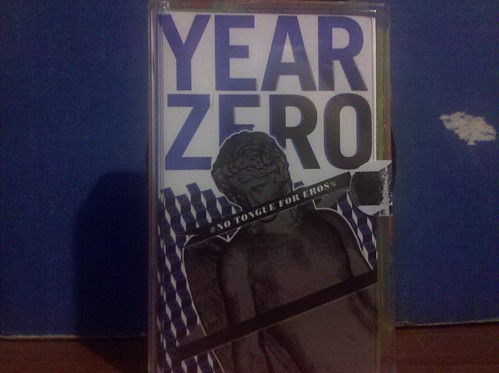 Year Zero - No Tongue For Eros Cassette by factportugal