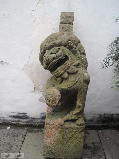 安昌古镇 石雕馆 (8)