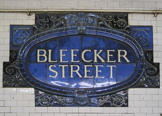 Bleecker Street Subway