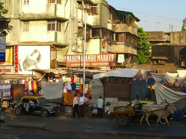 Busy Mumbai - Mumbai, India
