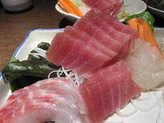 Sashimi at SuzuYou (Yoko's)