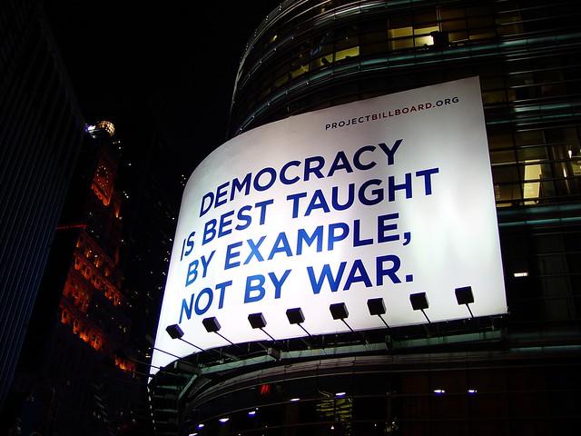 Índice de democracia
