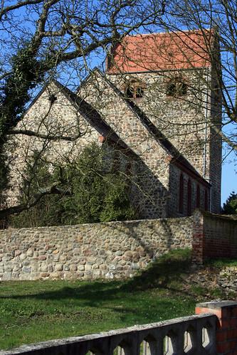 Kuhfelde,Kirche