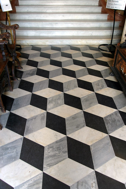 Neat 3d floor tile design flickr photo sharing for Floor 3d design