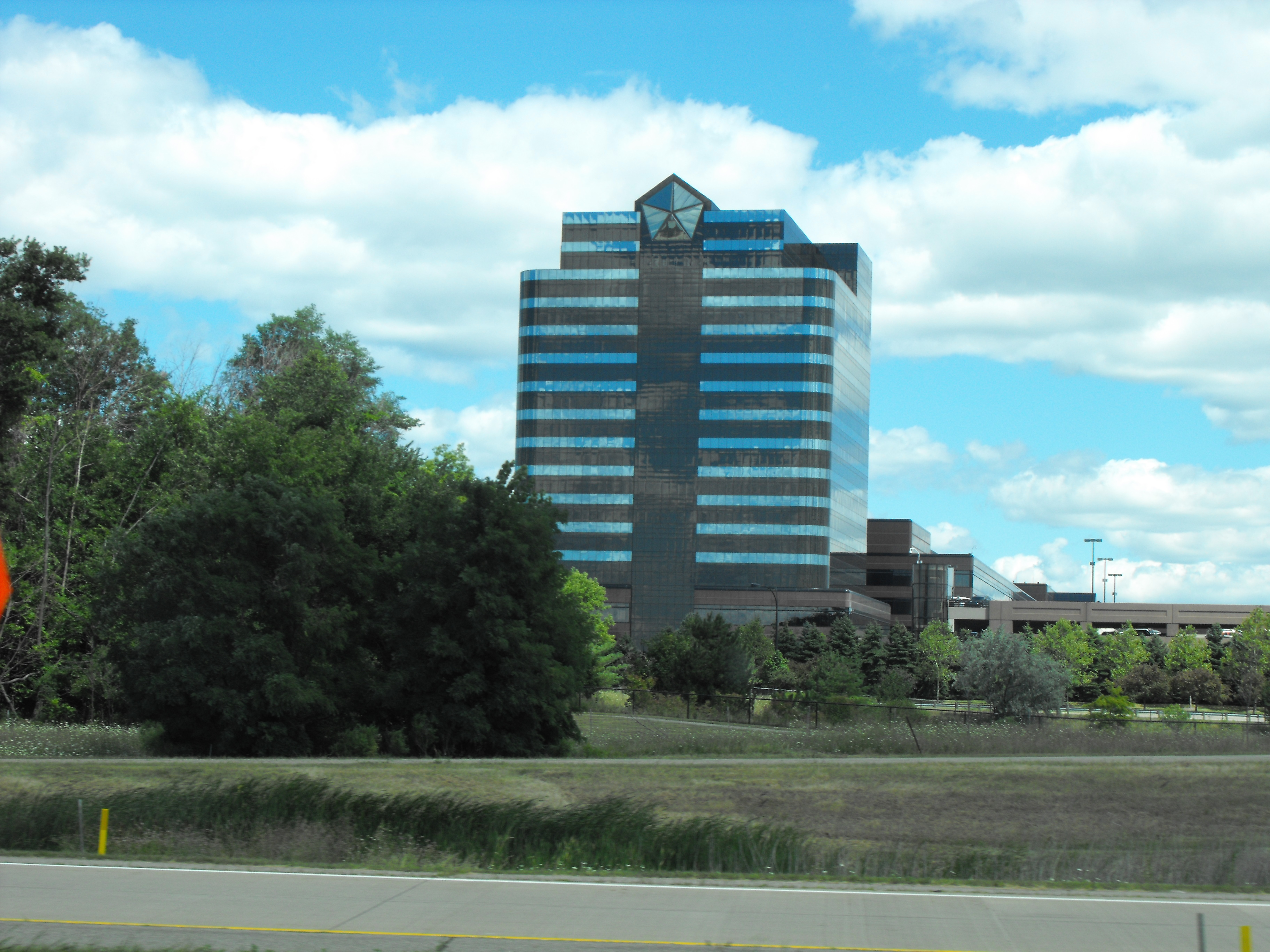 chrysler world headquarters flickr photo sharing. Cars Review. Best American Auto & Cars Review