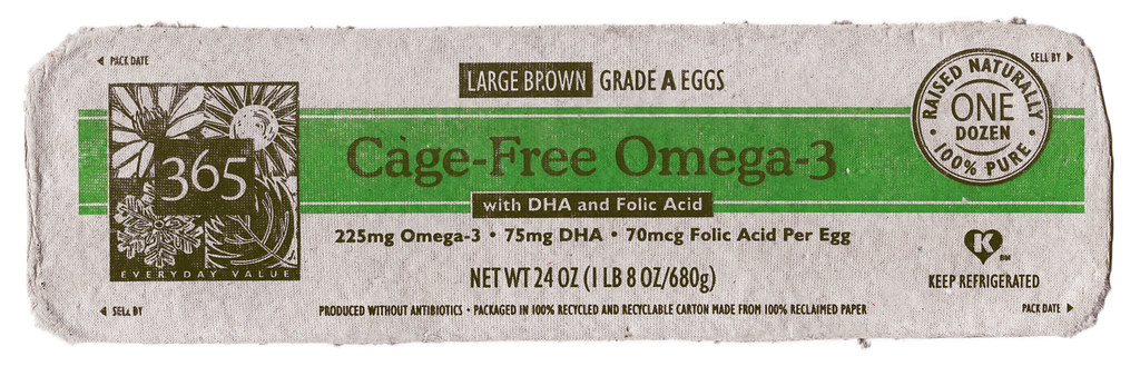 365 Cage Free Eggs