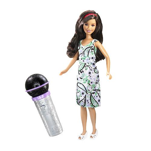 Disney High School Musical 3 Sing Together Gabriella Doll