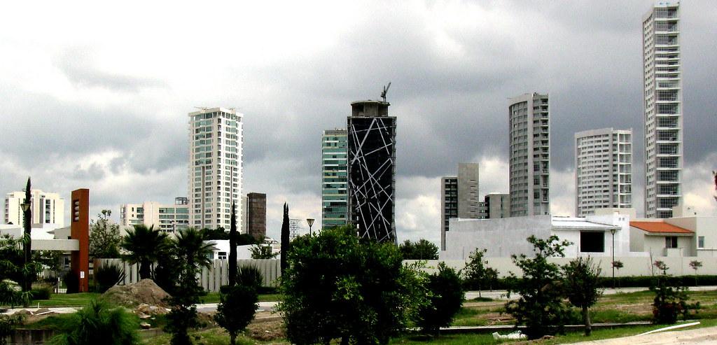 Mexican skylines page 9 skyscrapercity for Puerta 6 aeropuerto ciudad mexico