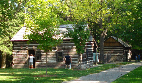 The white woman of the genesee at letchworth state park for Cabins near letchworth state park
