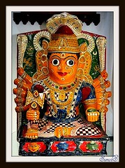 Cheriyal Dolls Of Telangana