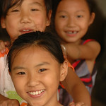 Chinese Girls - Xishuangbanna, China