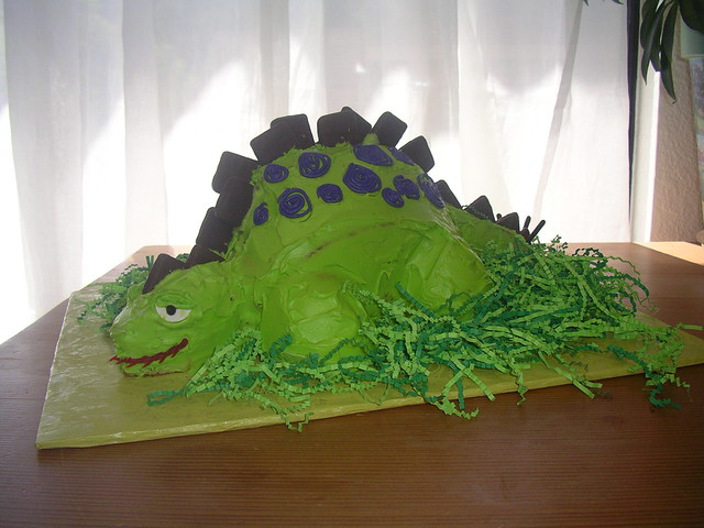 Dinosaur Birthday Cake Pics