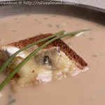 ©Selleriesuppe mit Roquefort Toasts