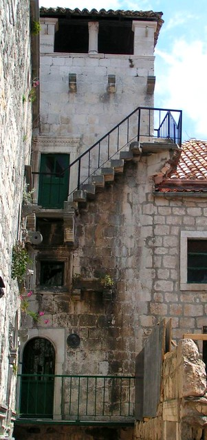 maison natale de Marco Polo - Korcula