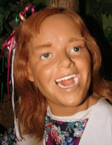 Una bambola spaventosa