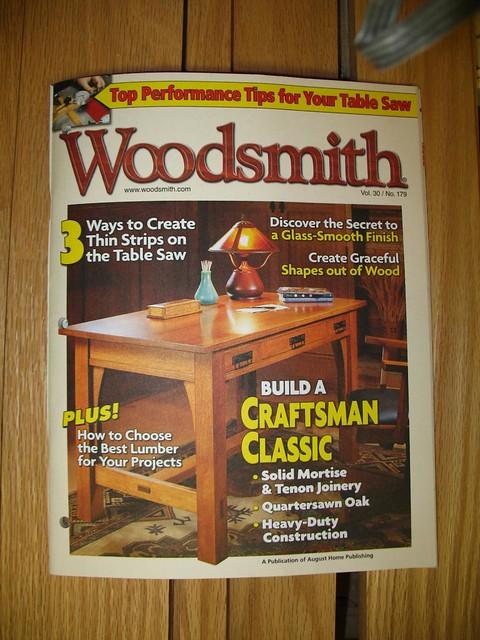 Woodsmith Magazine | Flickr - Photo Sharing!