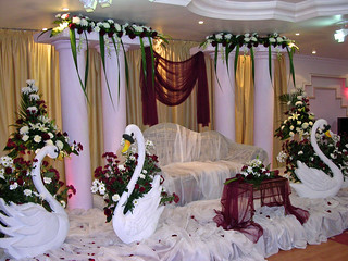 Wedding Hall Stage