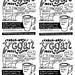 vegan meetup group handbills