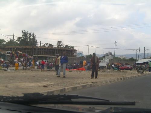 Addis street scene