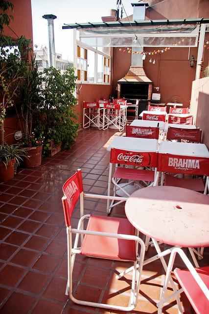 Rooftop Terrace Hostel Estoril Terrazas Avenida De Mayo