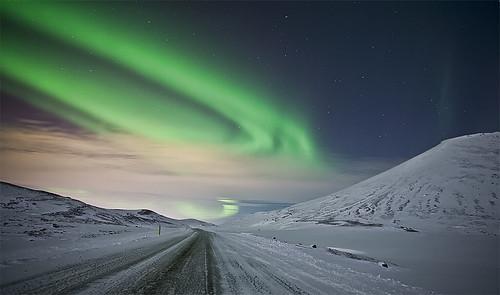 aurora borealis, northern lights