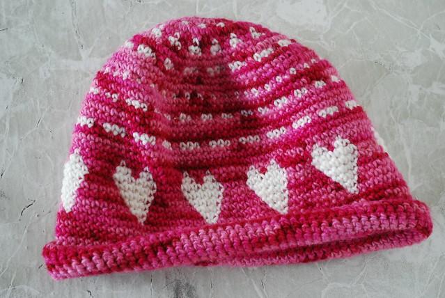 Crochet Patterns Valentines : VALENTINE TAPESTRY CROCHET PATTERNS - Easy Crochet Patterns