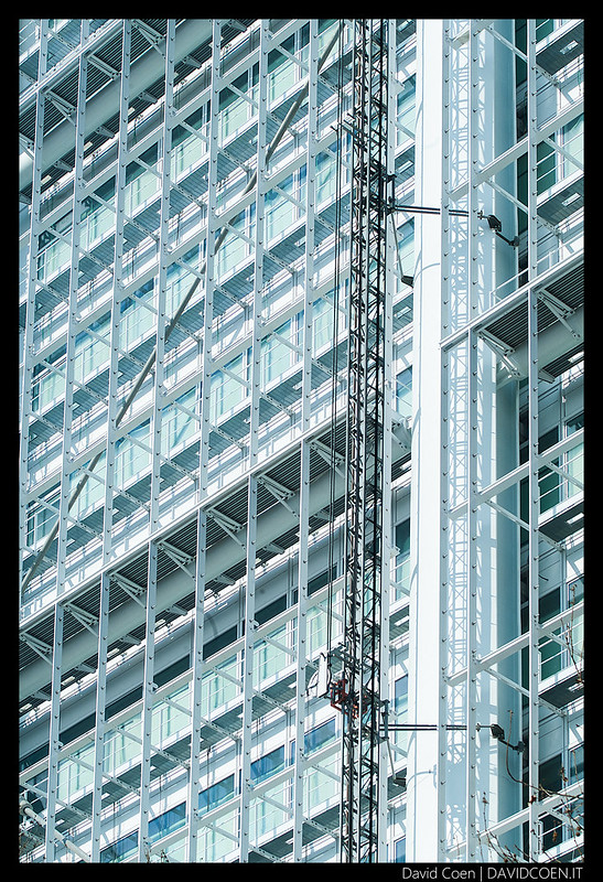 Torre Intesa Sanpaolo - under construction