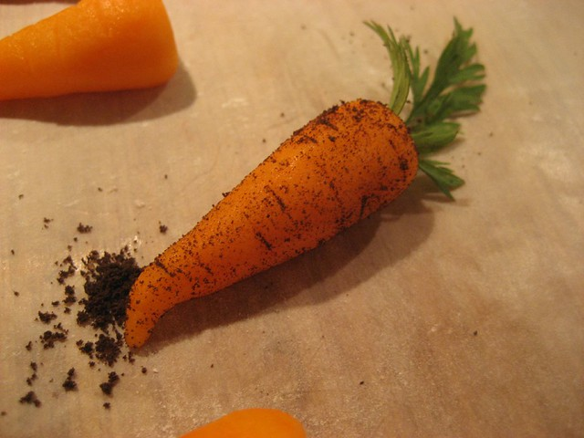 Marzipan Carrot | Flickr - Photo Sharing!