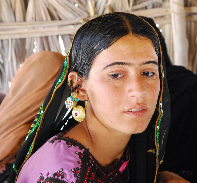 Pakistani Baloch Girl