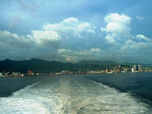 leaving Trinidad