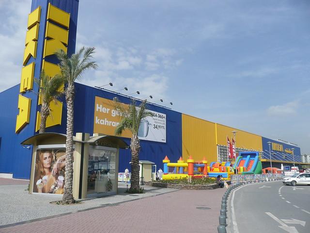 Ikea izmir turkey flickr photo sharing - Ikea wanduhr turkis ...