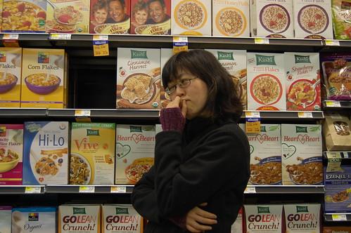 marcas cereais EUA