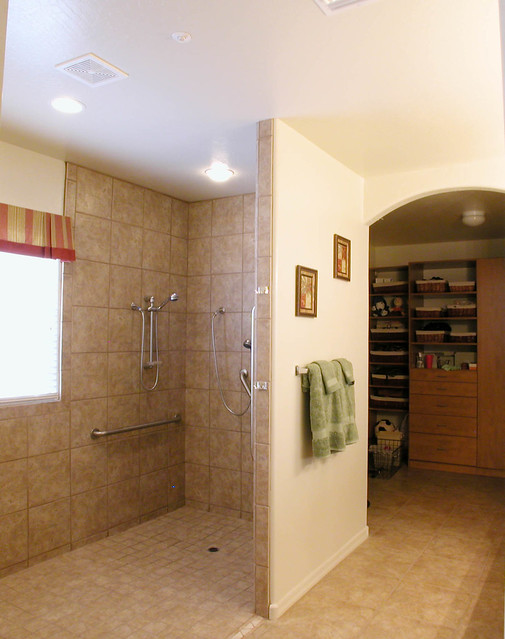 Accessible Shower | Flickr - Photo Sharing!