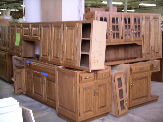 Kitchen Cabinet Set  Flickr - Photo Sharing!
