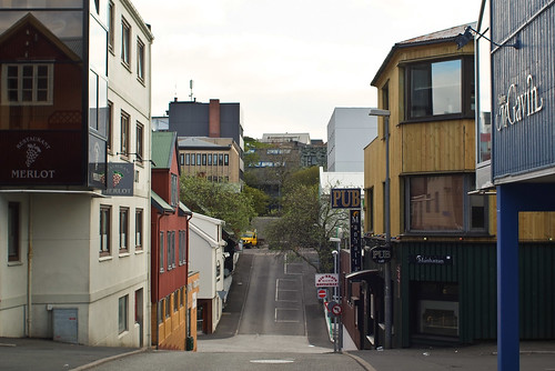 Sverrisgøta, Tórshavn