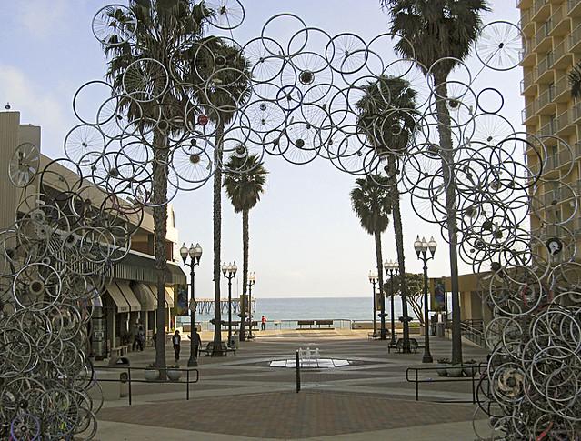 bicycle friendly Ventura