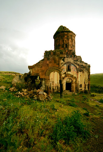 turkey kars tigranhonents aniruins tigranhonentschurch
