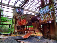 Crushing mill, full view (HDR)